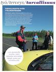 Inhimillinen kuski välttää riskit. TTT-lehti 3-2015